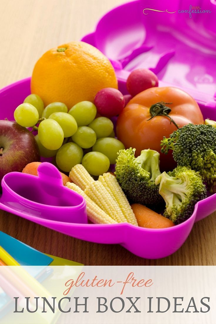 Gluten Free Lunch Ideas for Kids images