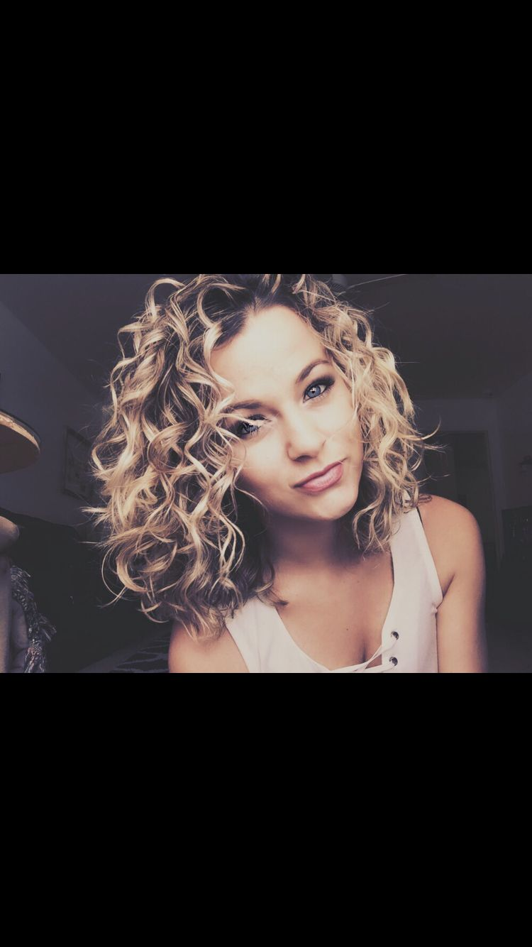 Short hair curly hair highlights u hair highlights pinterest