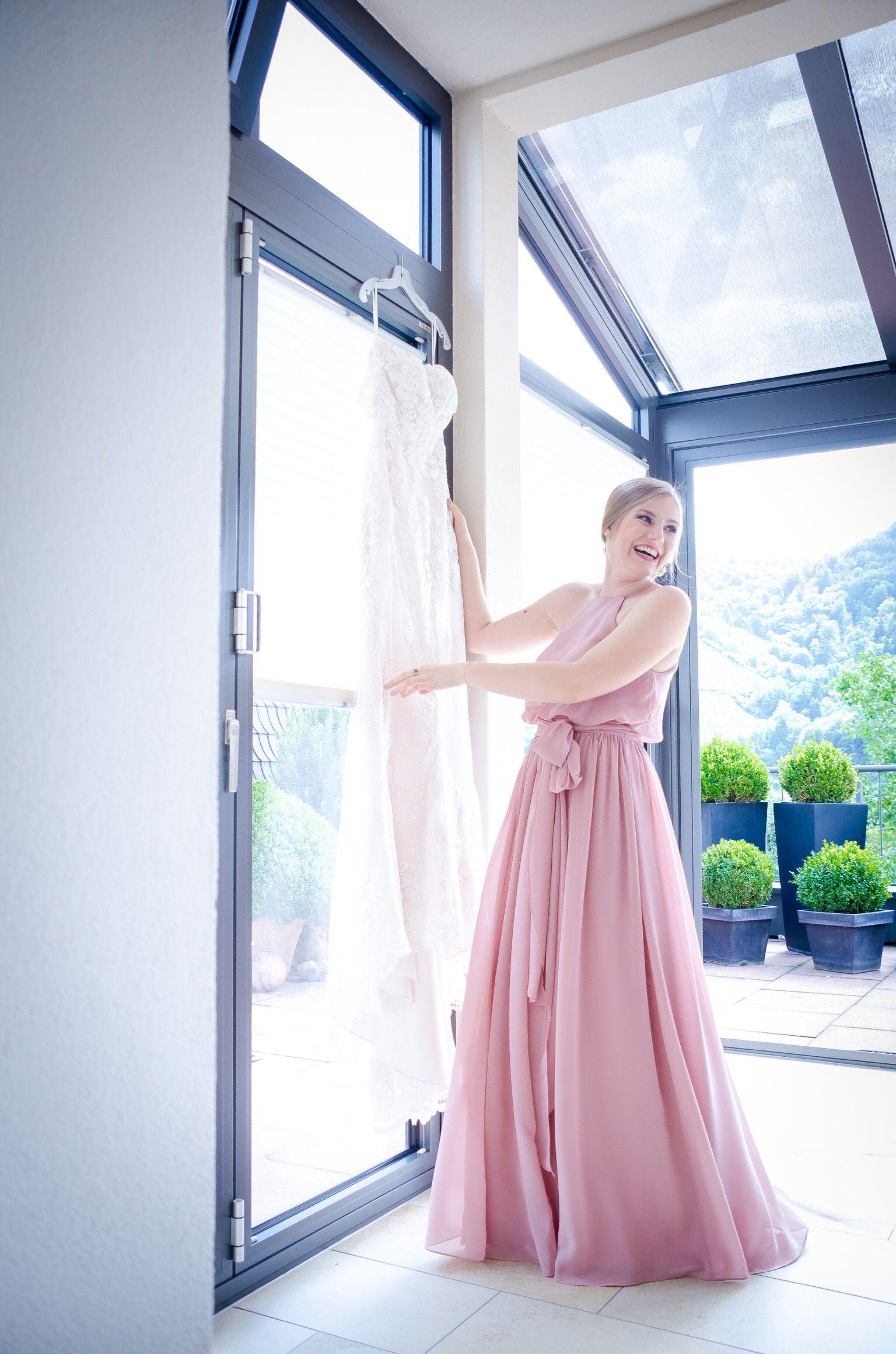 Brautkleid aus grober, spanischer Spitze im Vintage Stil ...