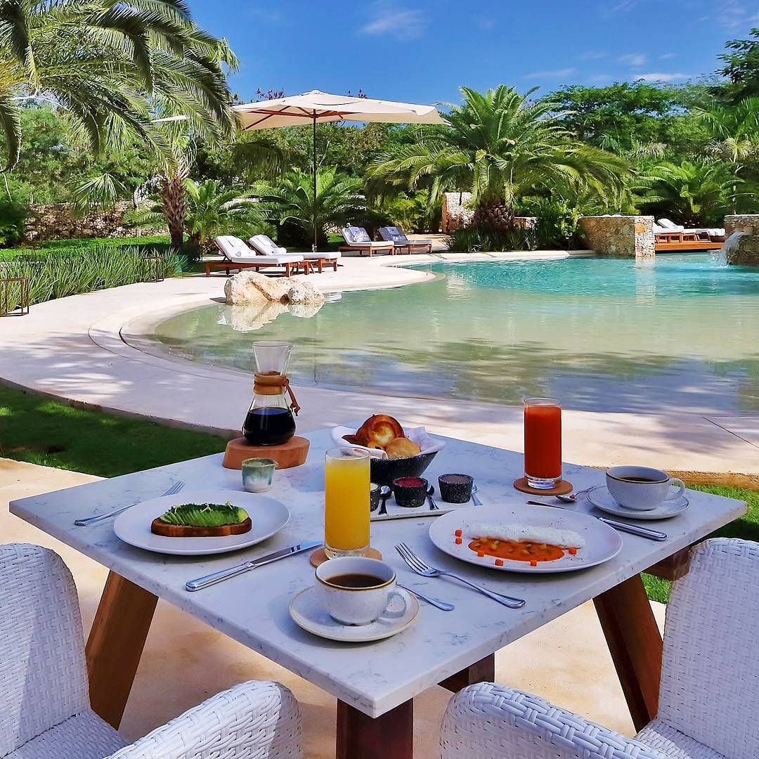 Chablé El Mejor Hotel Del Mundo En Yucatán Travel Yucatan