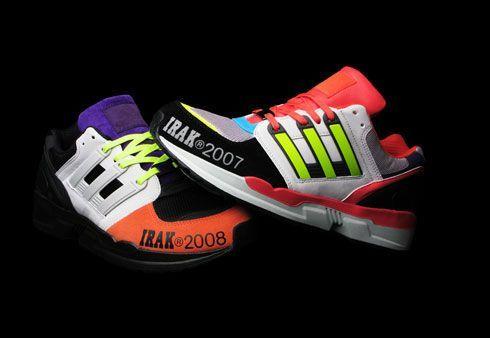 IRAK x adidas Originals RMX Equipment Sport Runner   Adidas