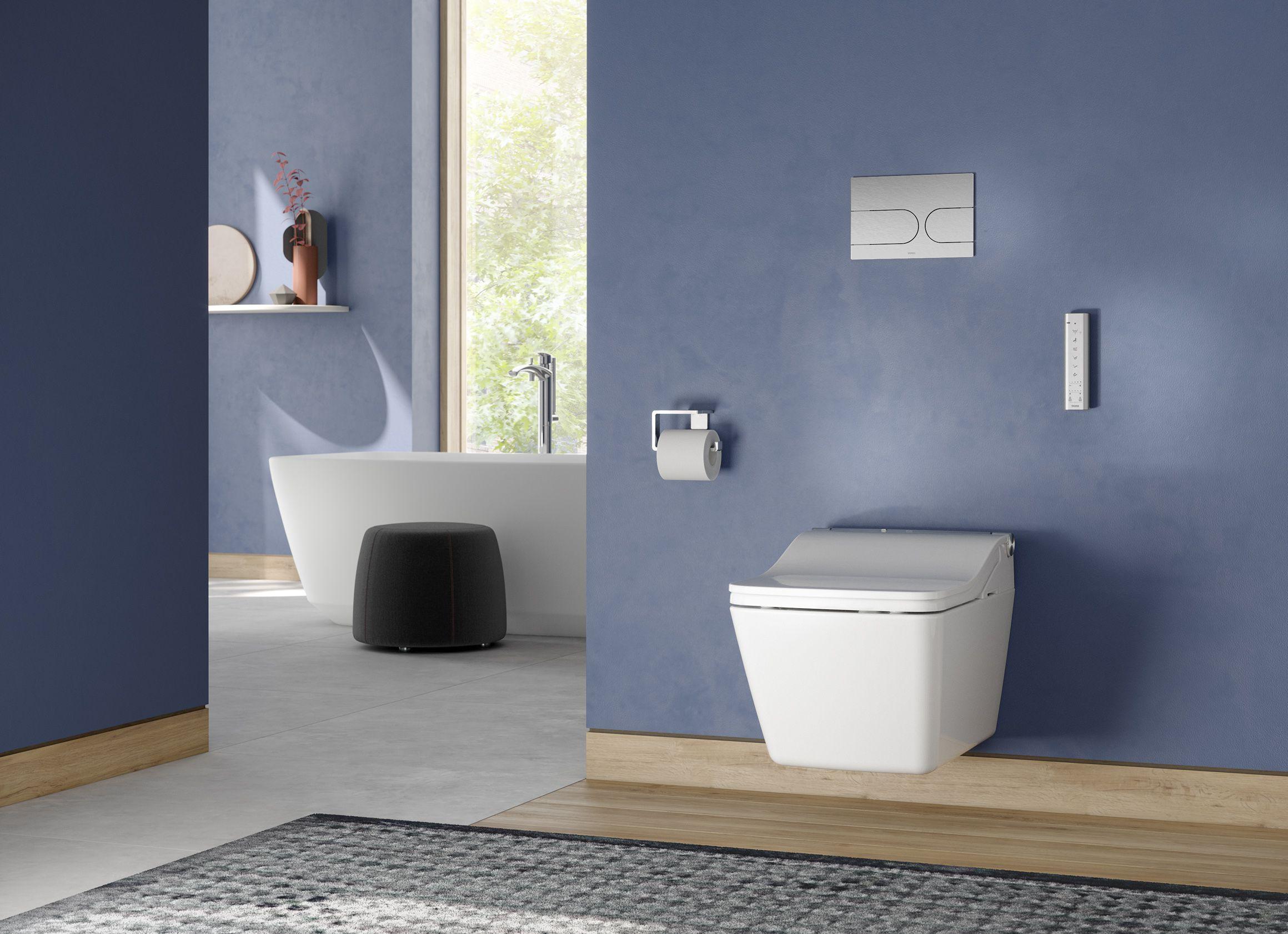 Komplett Set Toto Washlet Sw Automatische Spulung Toto Wc Sp Toto Spulkasten In 2020 Wc Mit Dusche Kasten Dusche