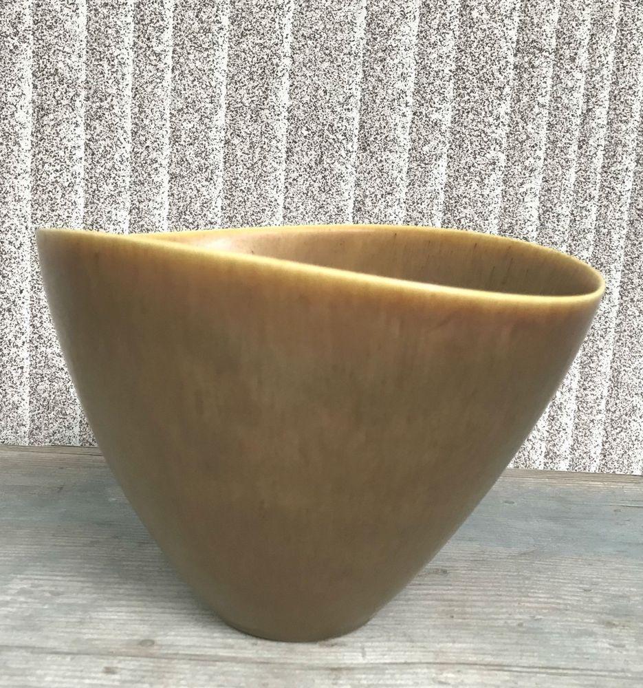 Illums Bolighus Palshus Pottery Bowl Per Linnemann Haresfur Glaze Denmark Modern With Images Modern Pottery Pottery Art Pottery Bowls