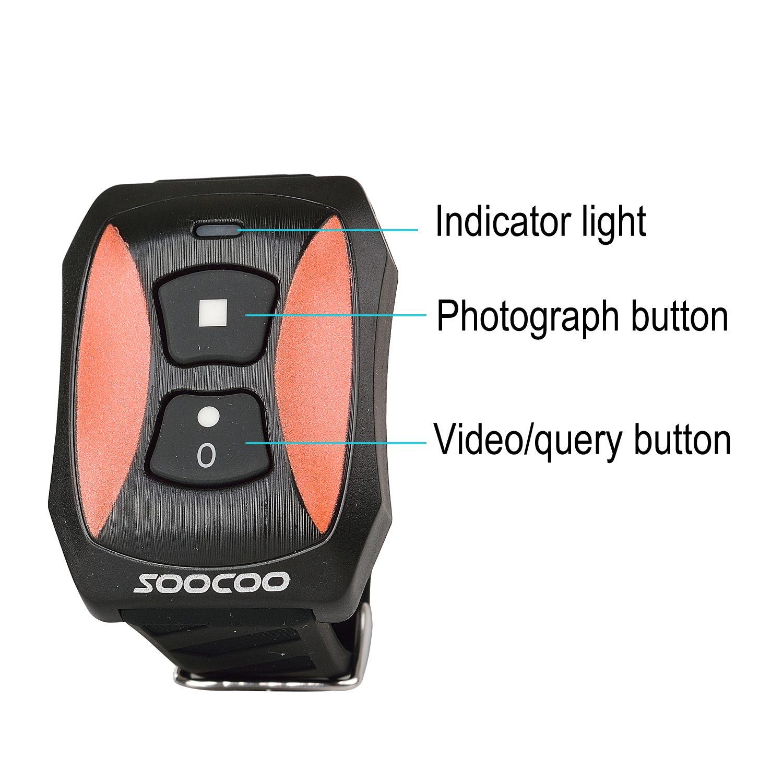 SOOCOO S70 2.4G Remove Control