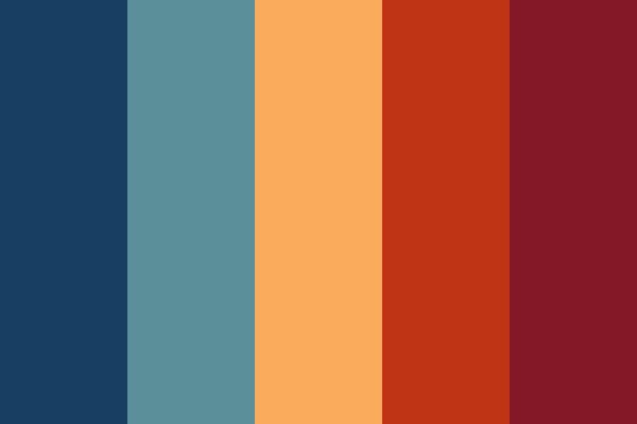 Deep Oil Slick Rainbow Color Palette In 2020 Color Palette Vintage Colour Palette Retro Color Palette