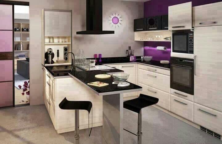 Cocina integral | Espacio y Diseño | Pinterest