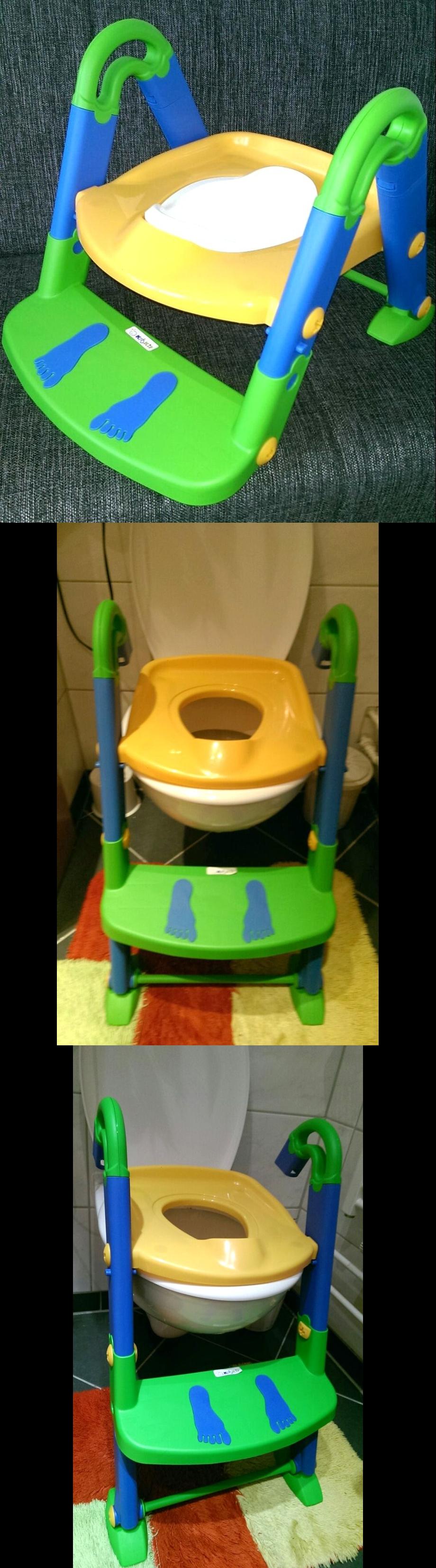 Der KidsKit Toilettentrainer ist ein 3 in 1 Produkt mit Töpfchen, Toilettenleiter und kindgerechtem WC-Sitz. Dieses Produkt wurde mir für unseren Test kostenlos zur Verfügug gestellt von rotho baby...