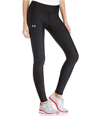 887bb610c29e Under Armour Pants, Authentic Tight Active Leggings - Activewear - Women -  Macy's