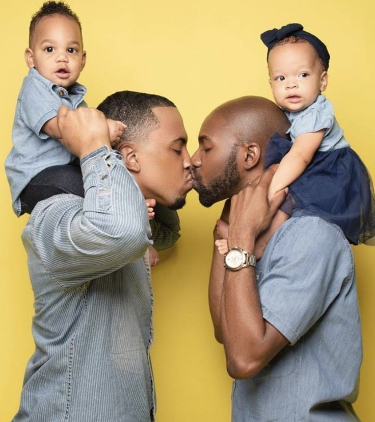 Gay families to