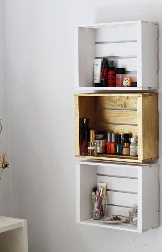 diy interieur pinterest deco maison et salle de bain. Black Bedroom Furniture Sets. Home Design Ideas