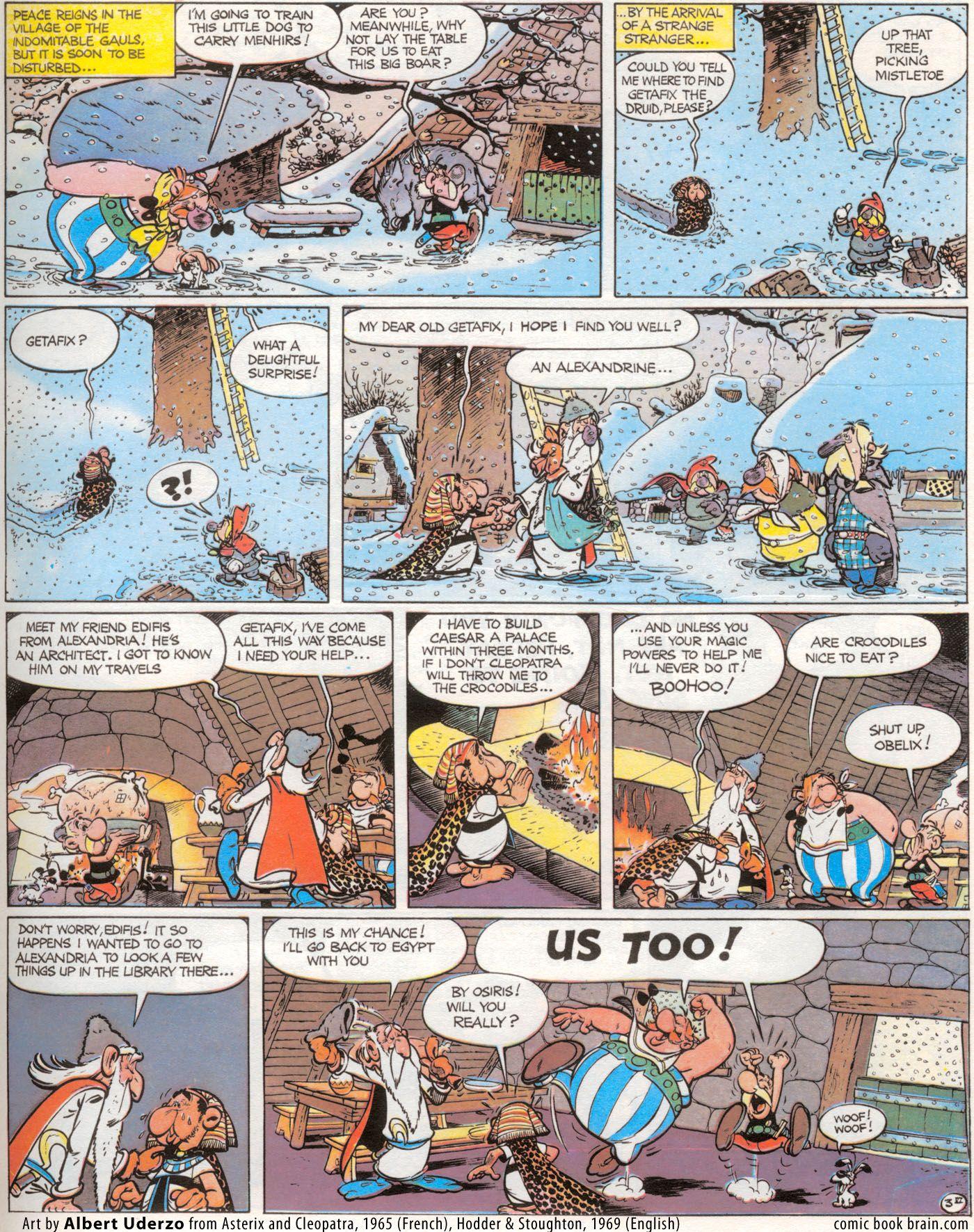 Asterix Amp Cleopatra