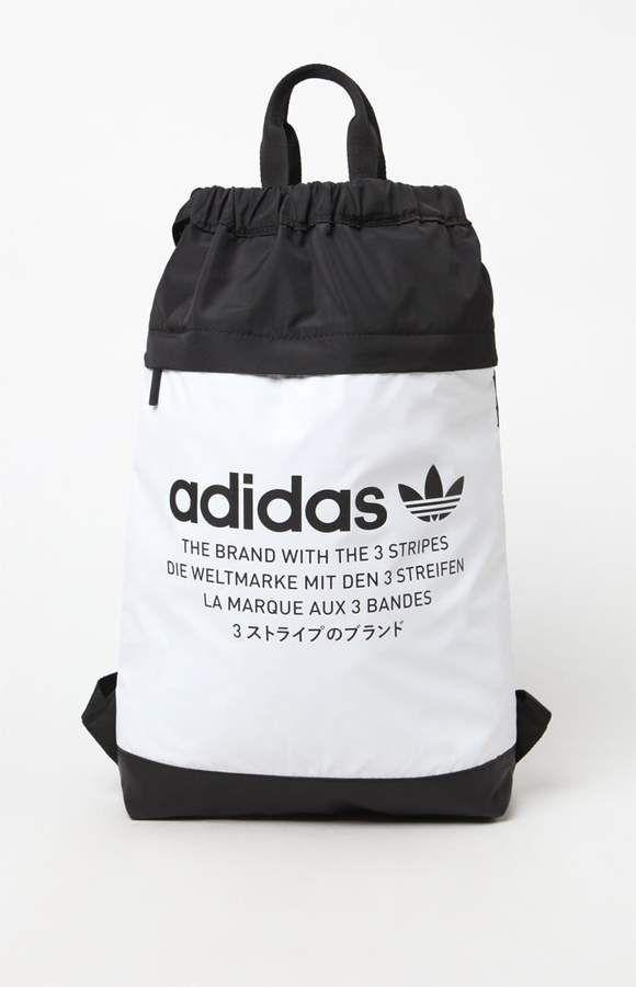 adidas NMS Sackpack   Street Style   Bags, Adidas, Backpacks