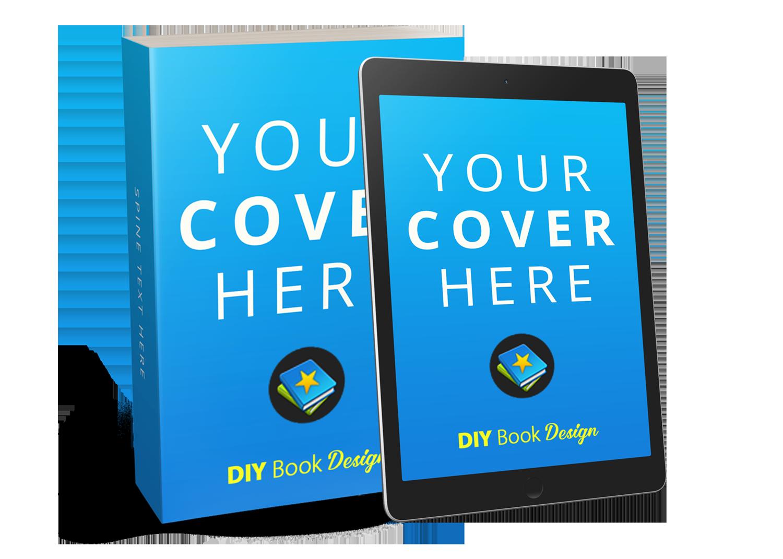 Free Online Book Mockup Maker Book Cover Creator Book Cover Mockup Book Cover Diy