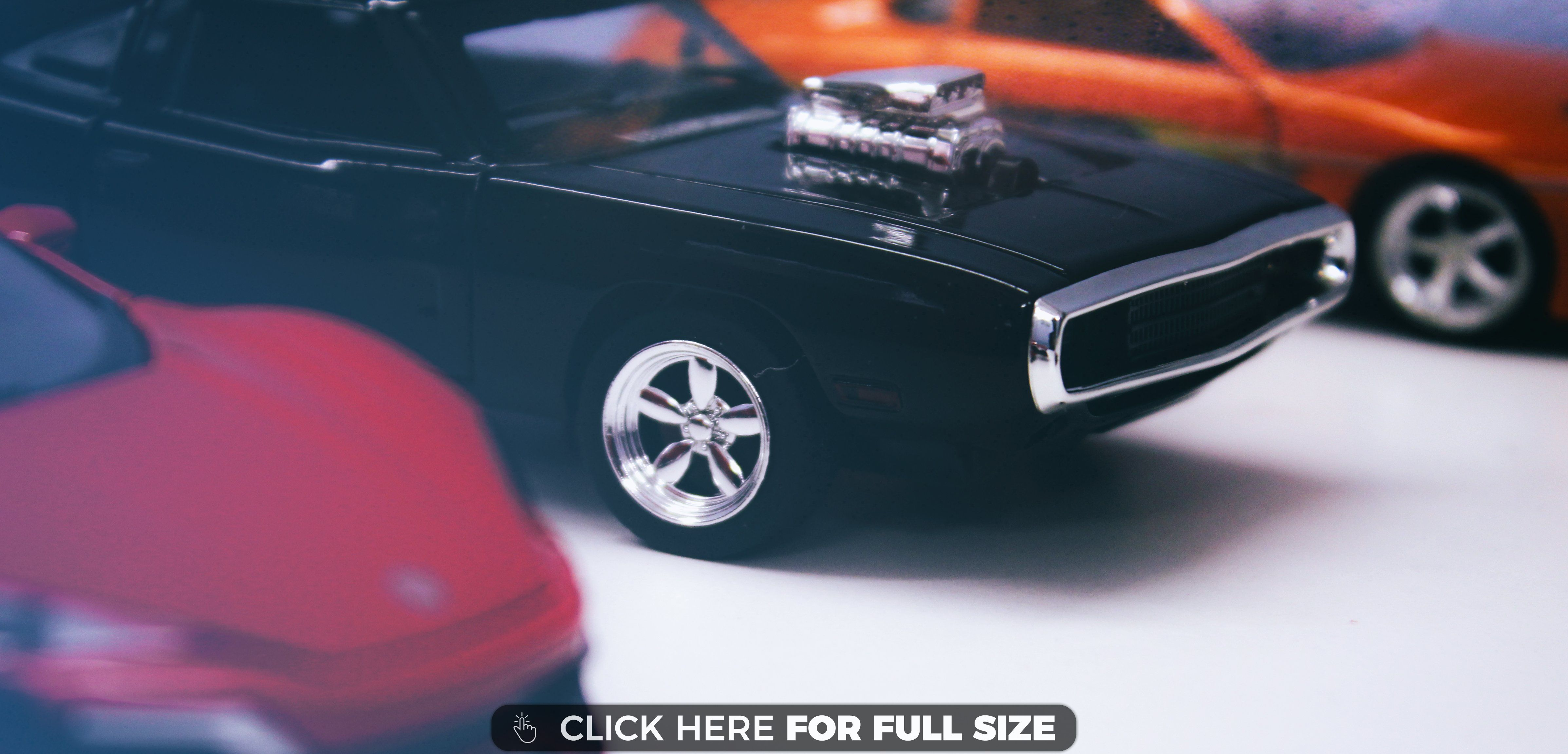 Diecast Models From Fast and the Furious wallpaper