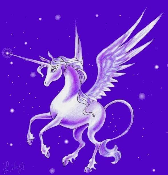 Tlu Styled Winged Unicorn By Pegacorn On Deviantart Unicorns 2