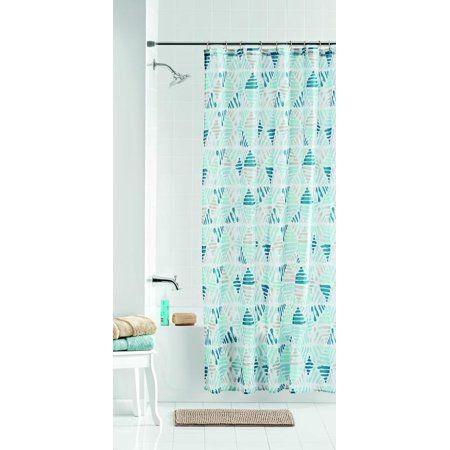 Home Shower Curtains Walmart Curtains Shower