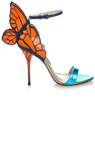 Winging it - this Sophia Webster heel will blow you away in our list of 12 next level shoes.