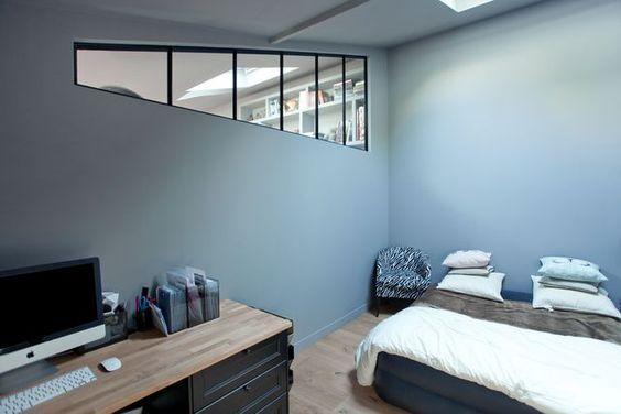 comment am nager une pi ce sans fen tre bureau. Black Bedroom Furniture Sets. Home Design Ideas