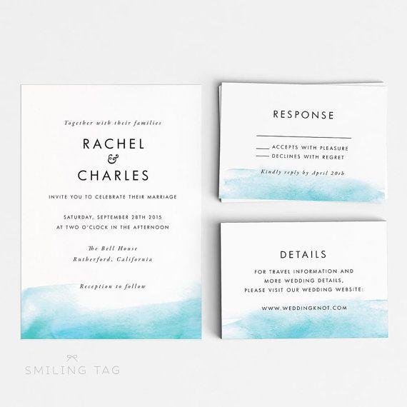 Strand Hochzeit Einladung Suite Hochzeit Einladung Druckbare