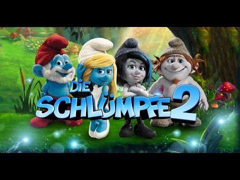 Deutsch Cartoon Komplett Ganzer Film Auf Deutsch 2015 Germany Language Smurfs Mario Characters