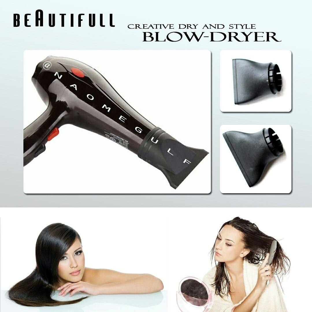 استشوار الشعر من بيوتفل مجفف الشعر يستعمل للتجفيف وللحصول على شعر ناعم واملس السعر 170 ريال للطلب 0509349125 نع Hair Beauty Hair Dryer