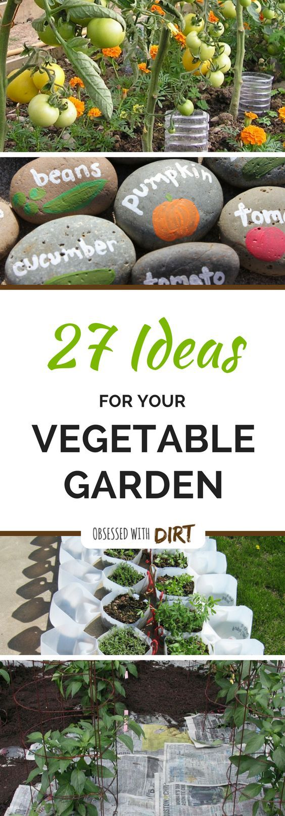 27 Of The Best Vegetable Garden Ideas Using Recycled 400 x 300