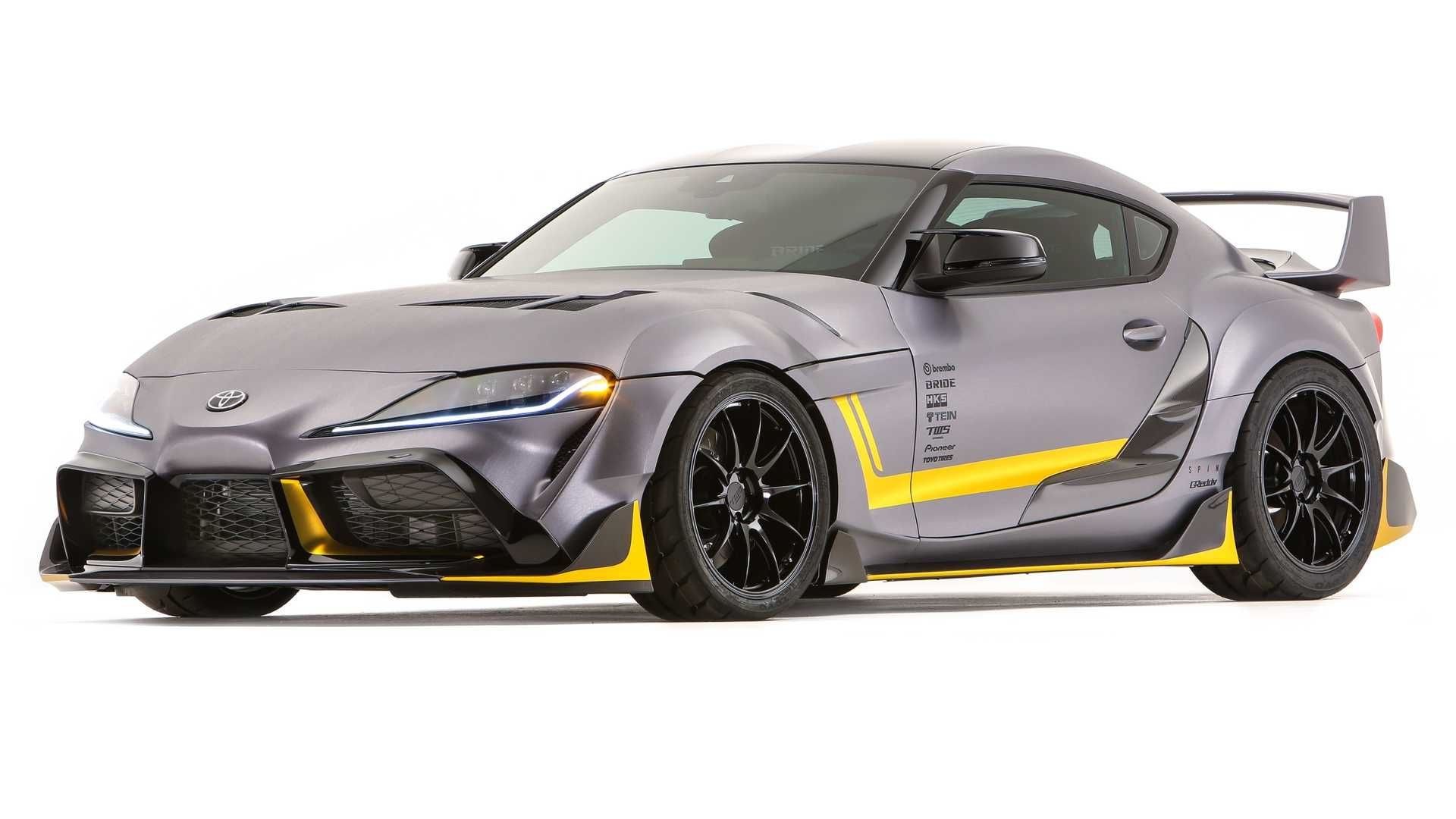 Will We See A 400 Hp Toyota Supra Grmn This Year In 2020 Toyota Supra Toyota Supra