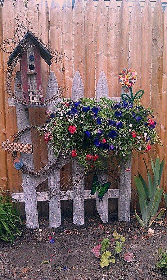 Photo of Best Wonderful Rustic Garden Decorations and Ideas (31)