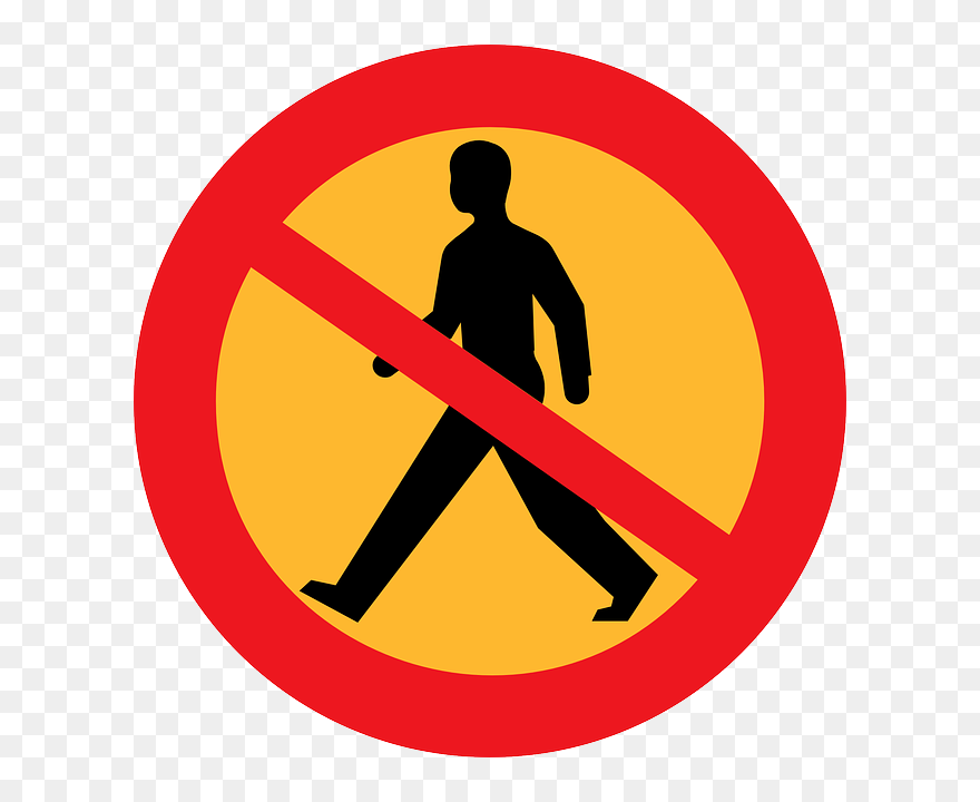 Download Hd Sidewalk Clipart Walkway Men Not Allowed Sign Png Download And Use The Free Clipart For Your Creative Proje Clip Art Free Clip Art Music Border