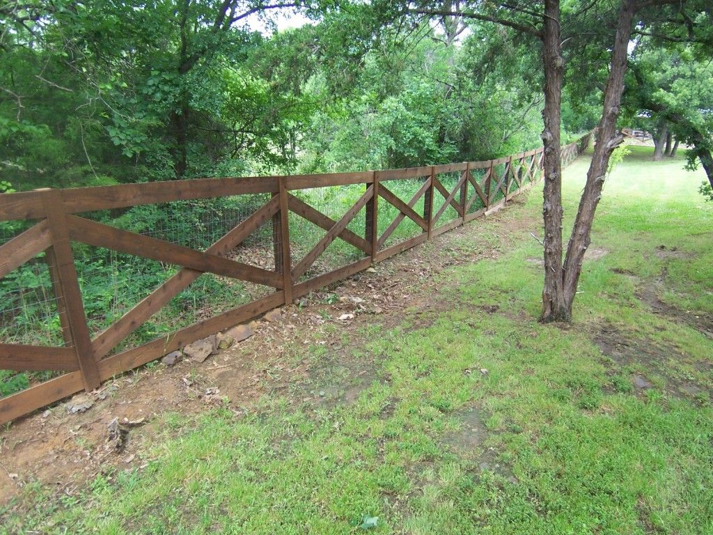 Sav On Fence Listed In Horse Fence Construction In Haslet Texas Farm Fence Cheap Fence Fence Styles