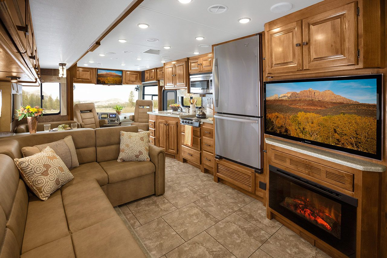 2014 Allegro Gallery Tiffin Motorhomes Seriously Every