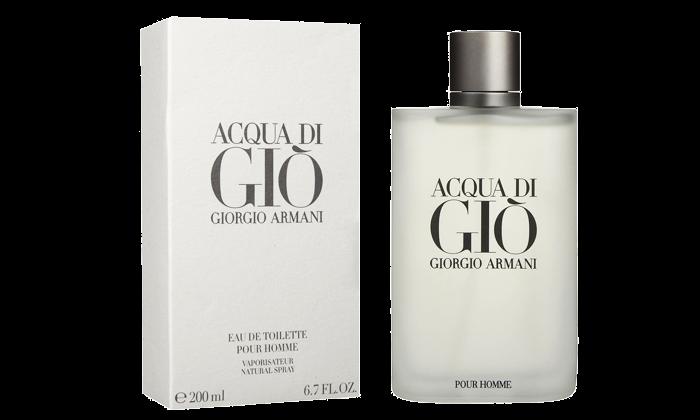 5065f98c2e2 Best Men's Cologne for the Silver Fox: Giorgio Armani Acqua di Gio Cologne
