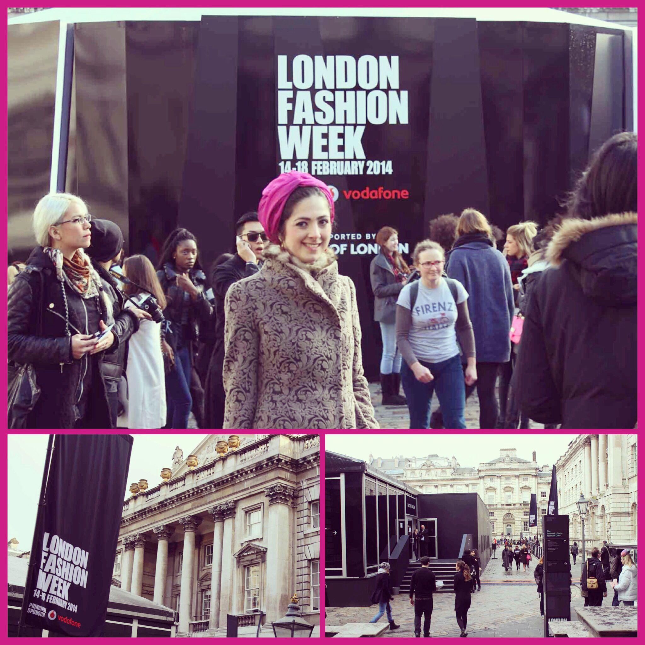 Londra  Moda Haftasında..