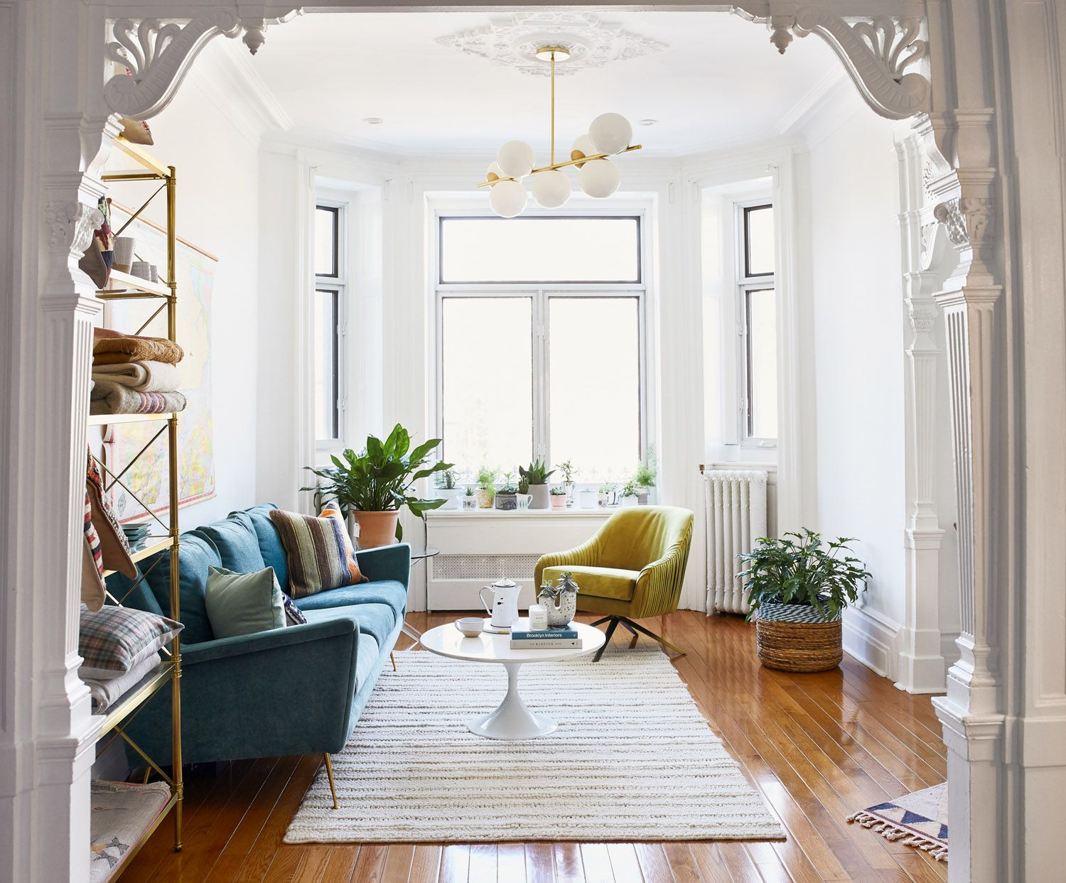 west elm - Eclectic and Colorful Mid-Century Modern ...