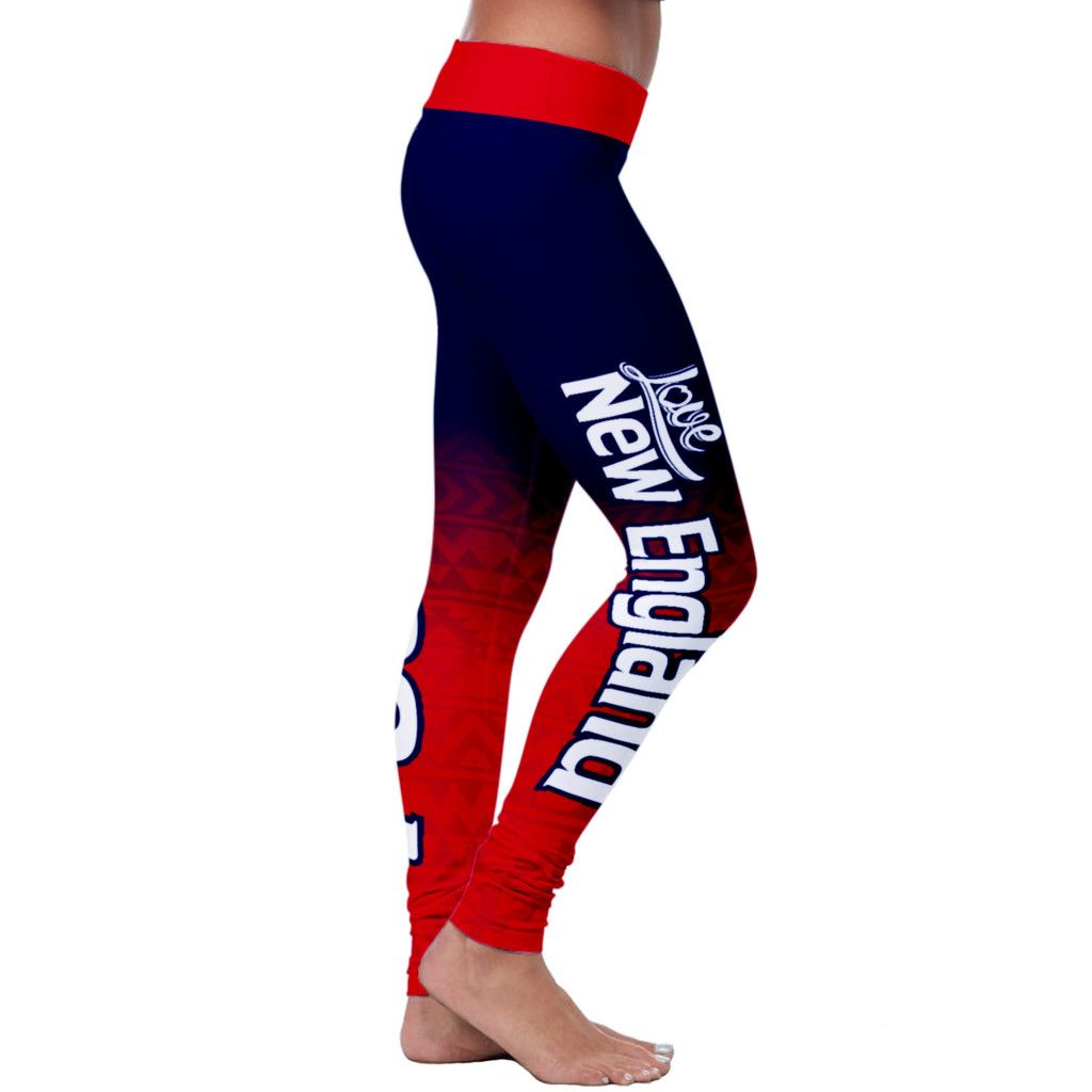 857a521c93dc5 New England Patriots leggings!! Must have!!! | Pats | New england ...