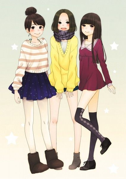 Perfume Band 1627518 Zerochan Gambar Teman Gadis Animasi Fotografi Remaja