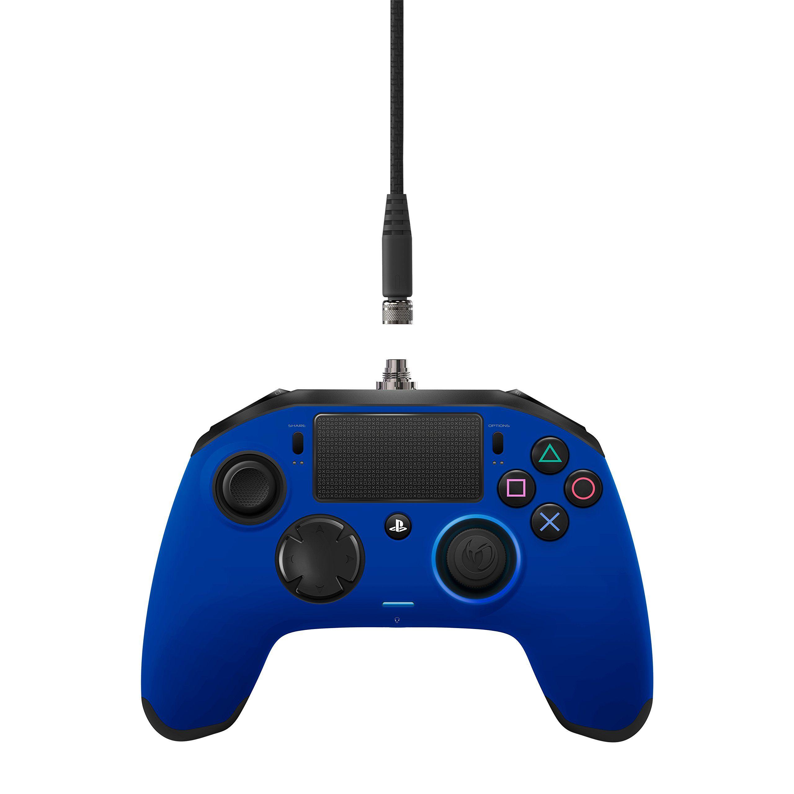 NACON Revolution PRO Controller Gamepad Blue Edition PS4