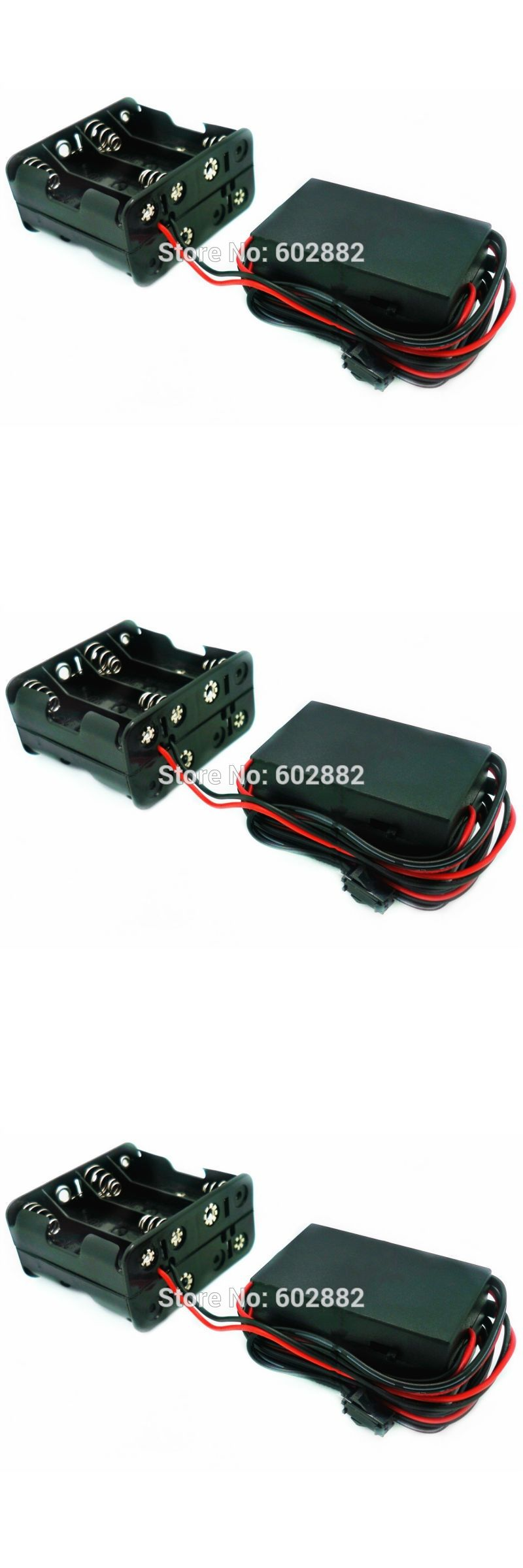 12V Inverter for 10 - 15 Meters EL Wire with Cell Box   Electrical ...