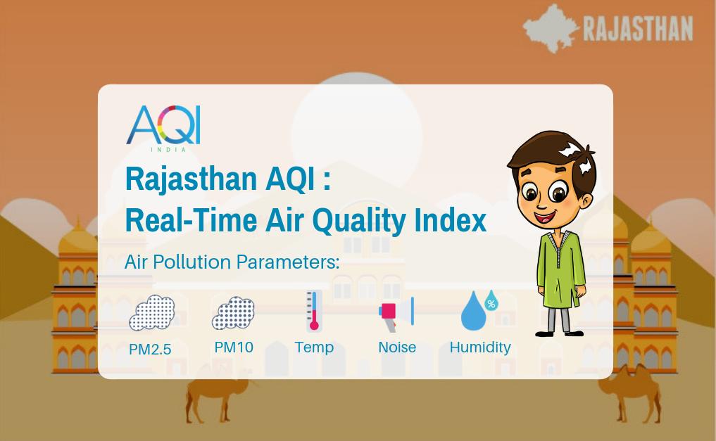 Rajasthan Air Quality Index Air pollution, Delhi