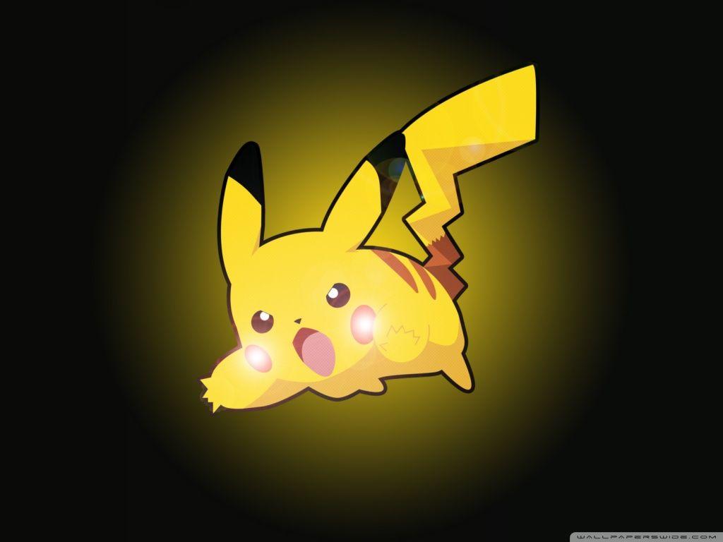 Pikachu HD desktop wallpaper High Definition