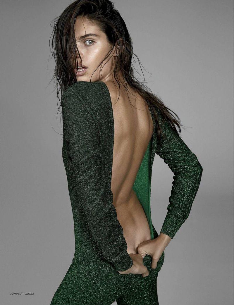 59a5bf367f10 Sara Sampaio Strips Down for Narcisse Magazine