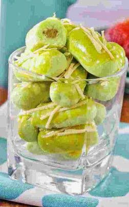 Resep Kue Kering Lebaran Nastar Semprit Kastengel Dan Gambarnya Eat Cookies Food Receipes Biscuit Recipe