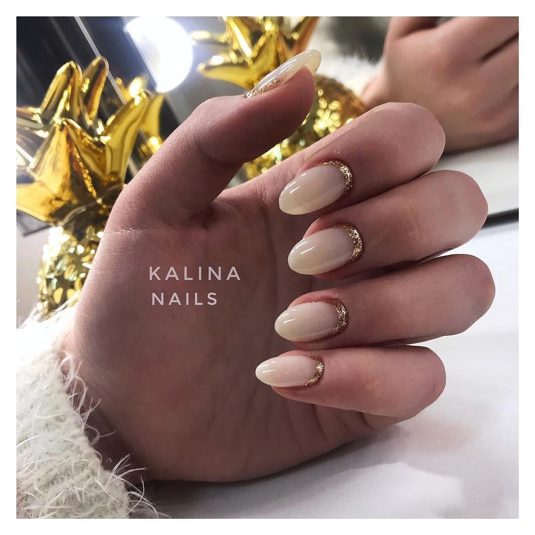 44 Nail art inspiration , nail art ideas , pink nail art ,ombre nail art #nails #manicure #nailart #pinknail #frenchnails