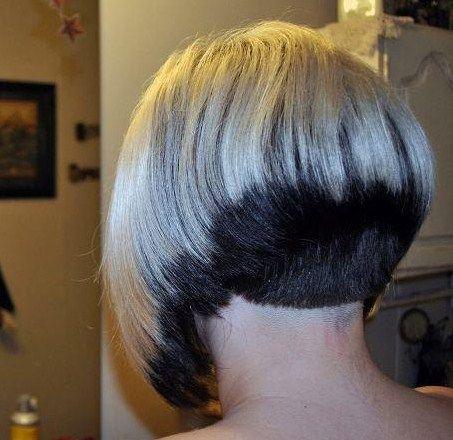 Brittany 1 Shaved Napetoned Hairbob Haircutsshort
