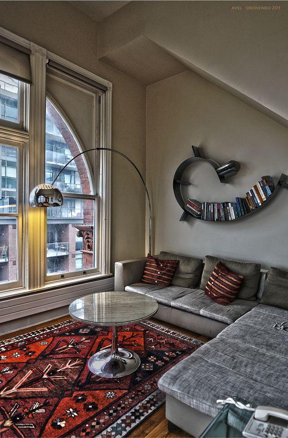 Crazy Loft design in New York #Decor Interior Del Apartamento, Diseño Para  Apartamento,