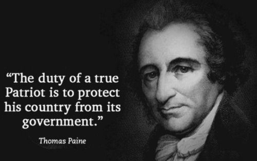 Tumblr Inline Nocqjdnnvd1qc32j6 500 Jpg 500 313 Pixels Libertarian Quote Thomas Paine Quotes By Famous People