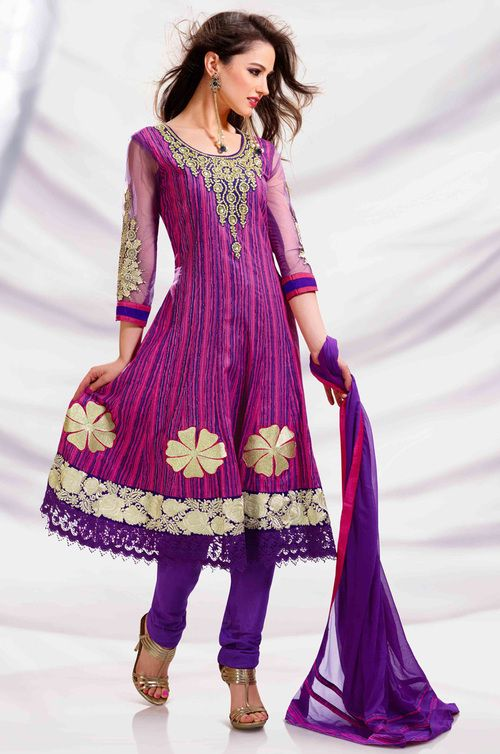 1000  images about Salwar Kameez & Suits on Pinterest | Party