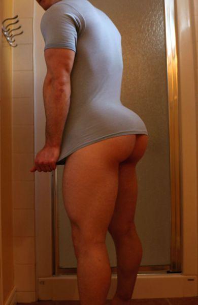 Gay round ass