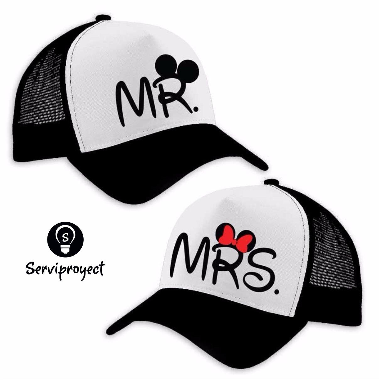 Gorras personalizadas. Ideas para regalos en pareja. Gorras tipo trucker 85d363cdf56