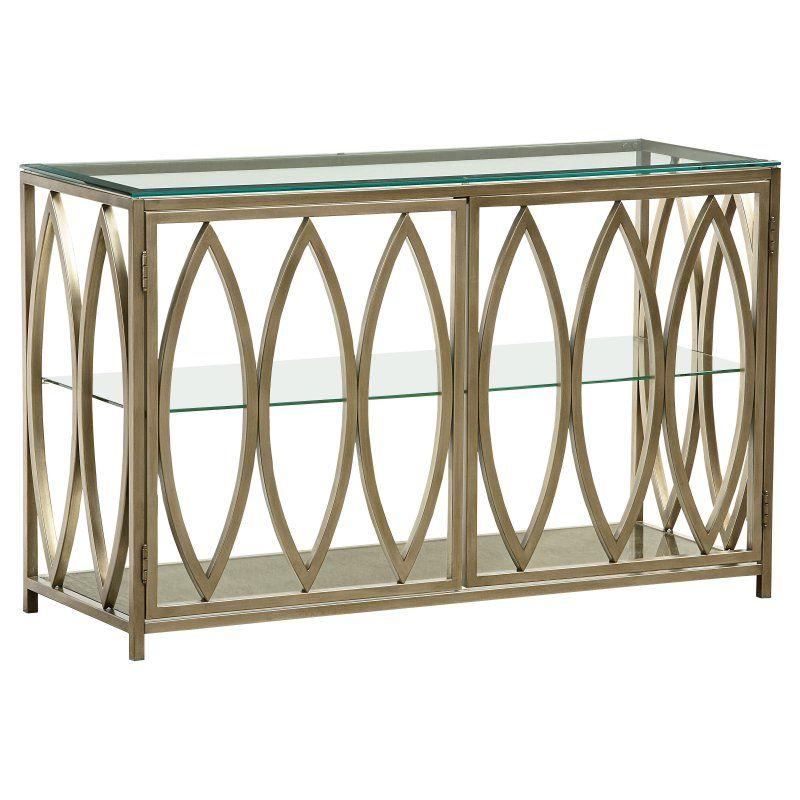 Standard Furniture Santa Barbara Console Table
